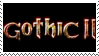Gothic II stamp by Piranjak