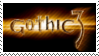 Gothic III stamp by Piranjak
