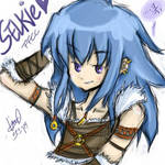 Final Fantasy CC Selkie
