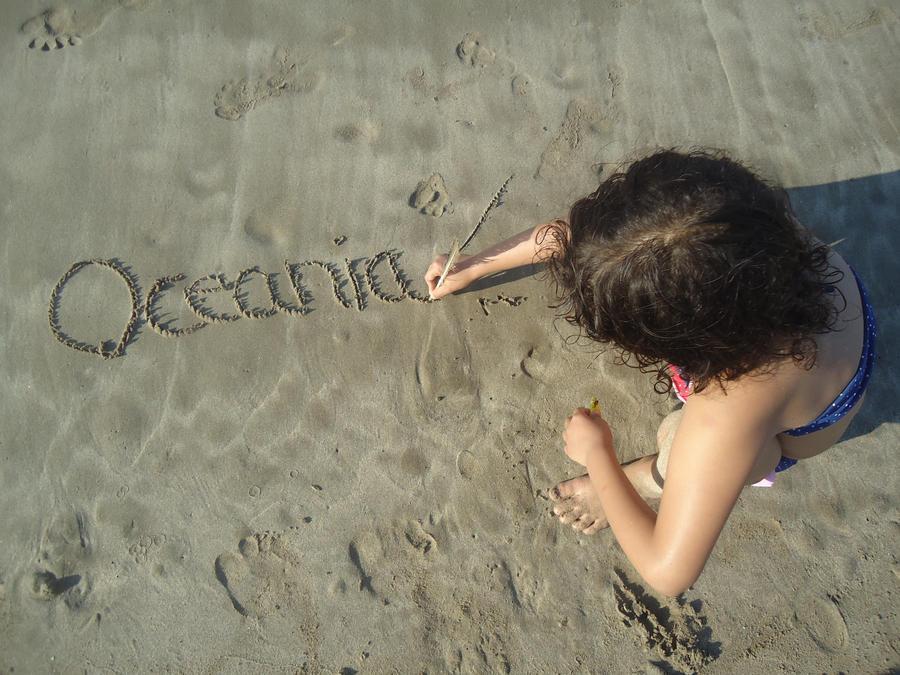 SMASNHING PUMPKINS - OCEANIA by AndresZero