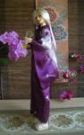 BJD kimono, My Lovelly Hand Fan