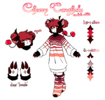 cherry tanghulu [comfort outfit]   ref