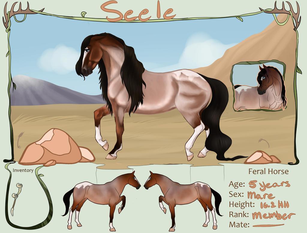 TWW | Seele |Feral Herd Member by Seele-Studio