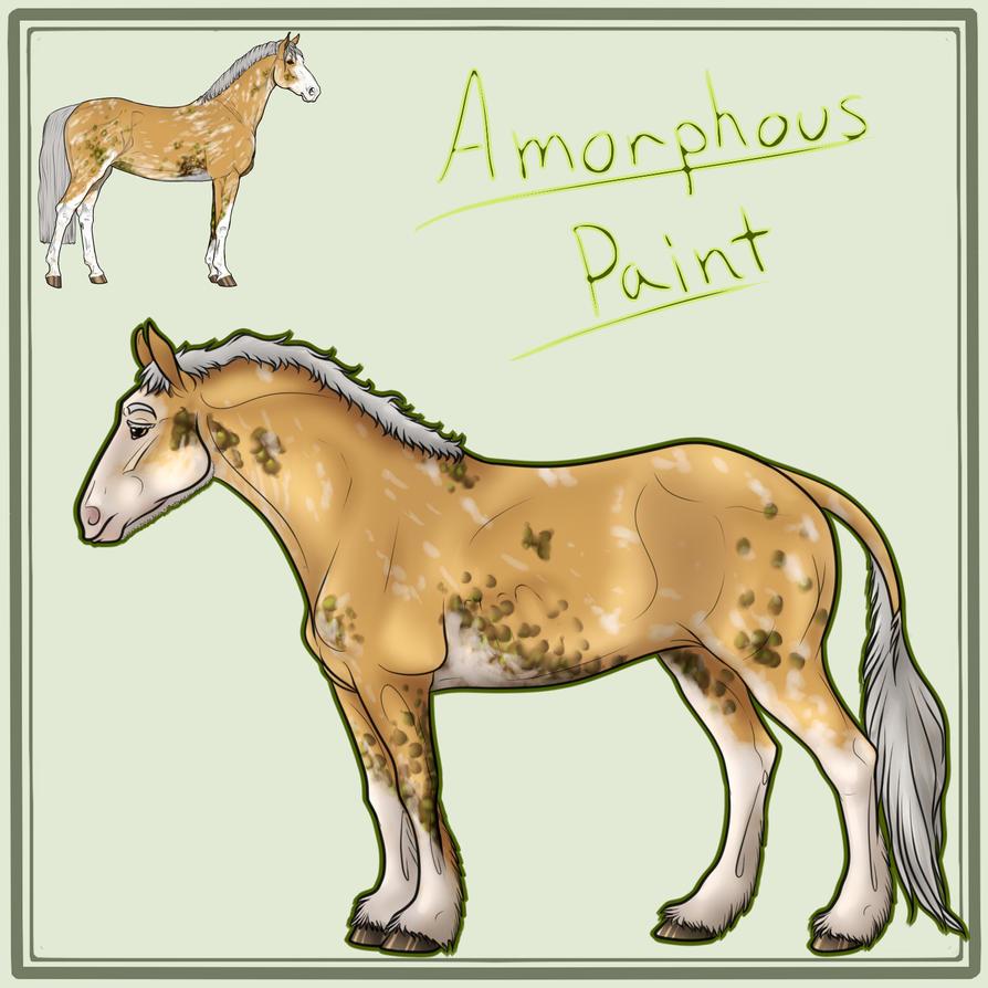 Amorphous Paint by Seele-Studio