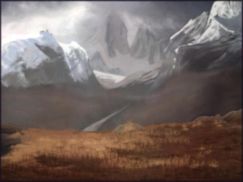 Anomalous | Linx Mountains by Seele-Studio