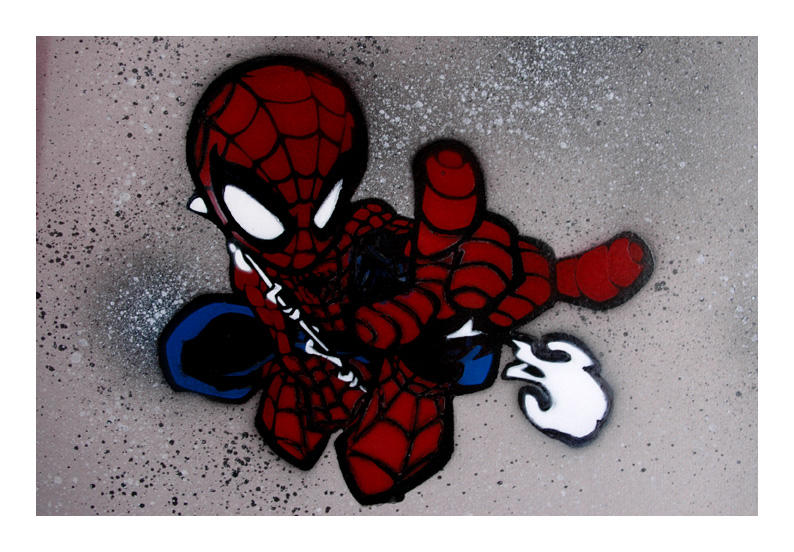 Spidey by jake10684