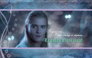 Legolas Greenleaf by drkay85