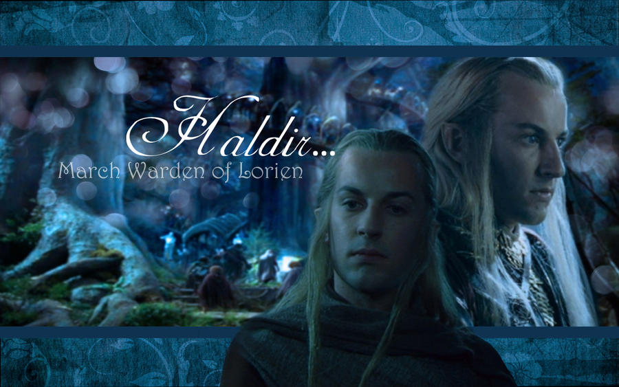 Haldir of Lorien by drkay85