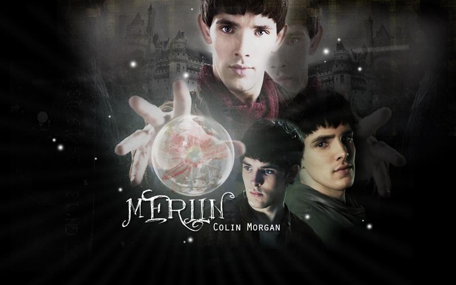 merlin bbc wallpaper by drkay85 on deviantart