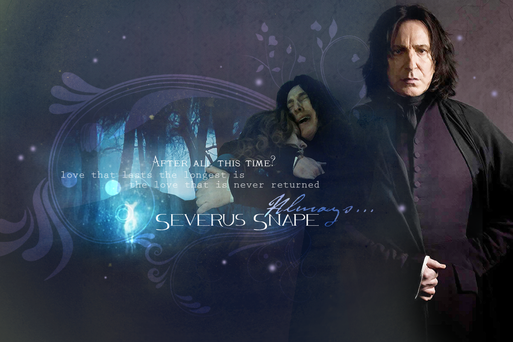 Severus Snape by drkay85 on DeviantArt