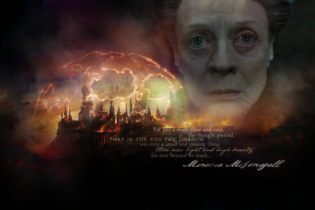 Professor Minerva Mcgonagall Quotes Professor Minerva Mcgonagall