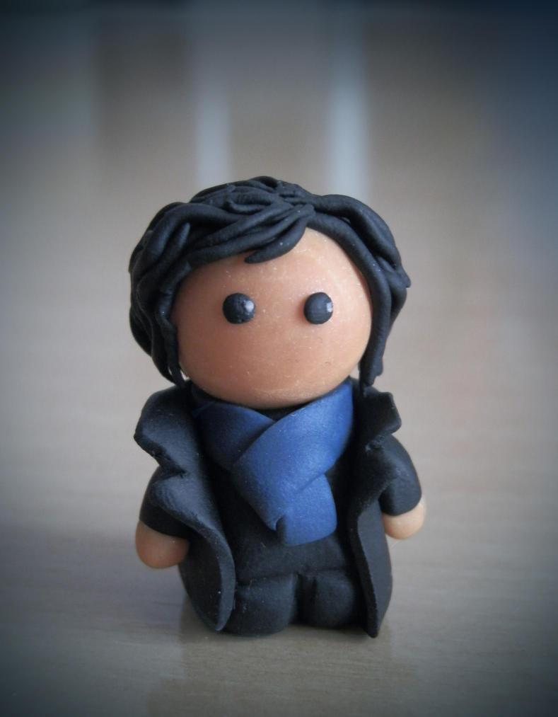 Sherlock by coralfg
