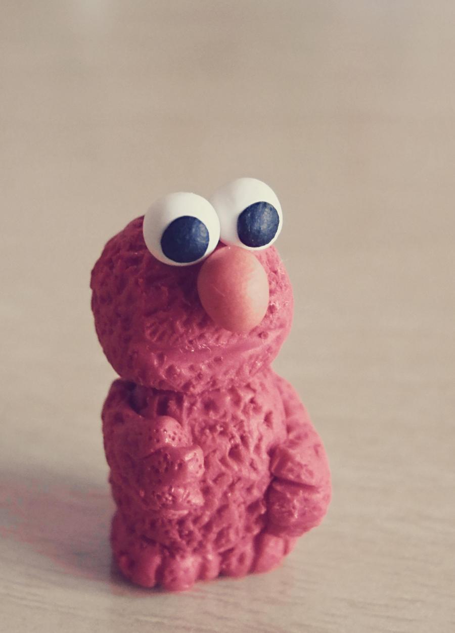 Elmo by coralfg