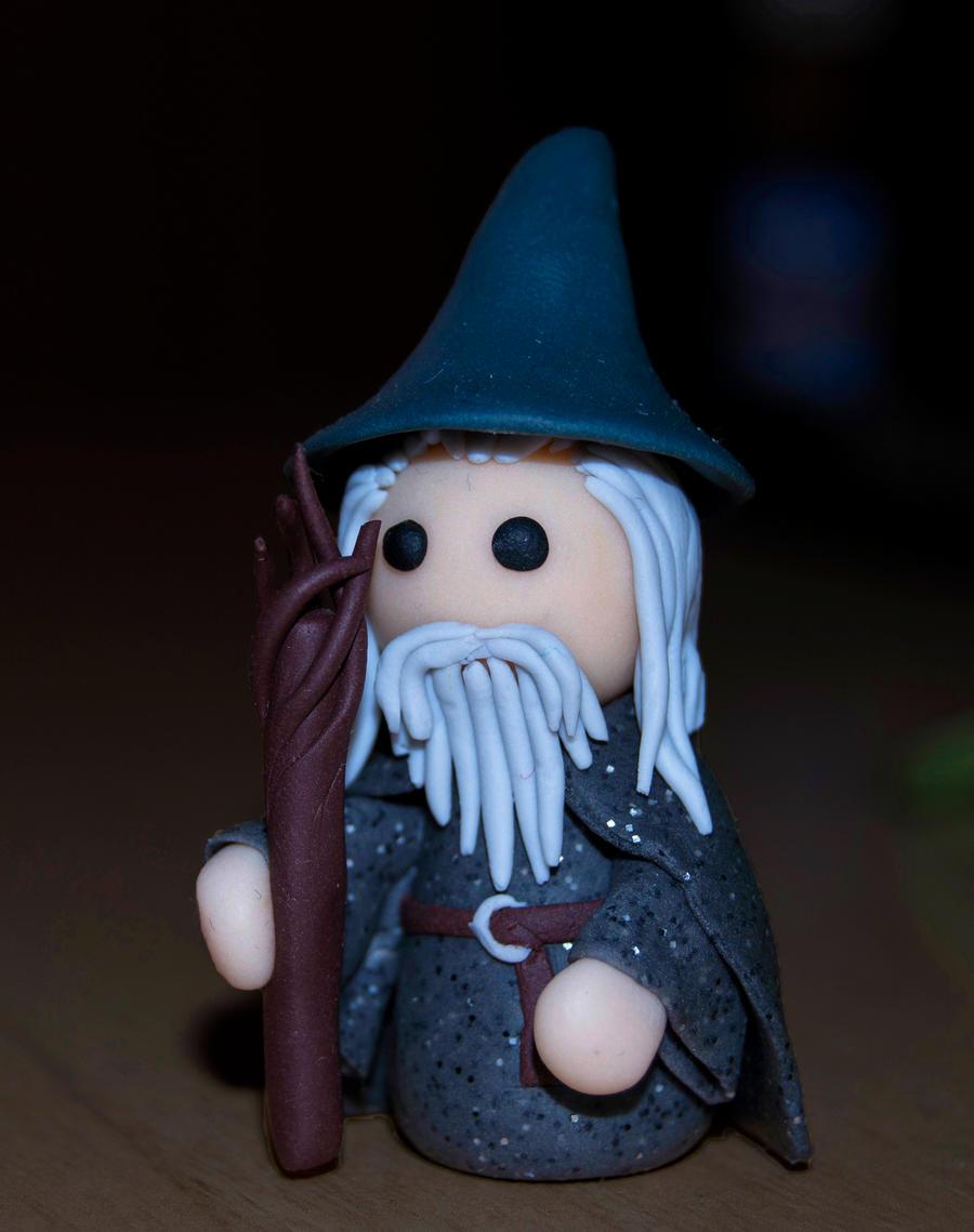 Gandalf by coralfg