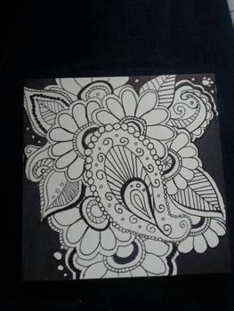 Henna Dreams Card 1