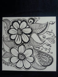 Henna Dreams Card 2