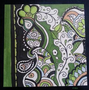 Henna Dreams Card 3