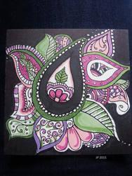 Henna Dreams Card 4