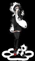 Panda OC by MasterAssailant-A