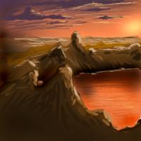 paisagem by hanzabanza
