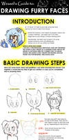 Guide to Drawing Furry Faces
