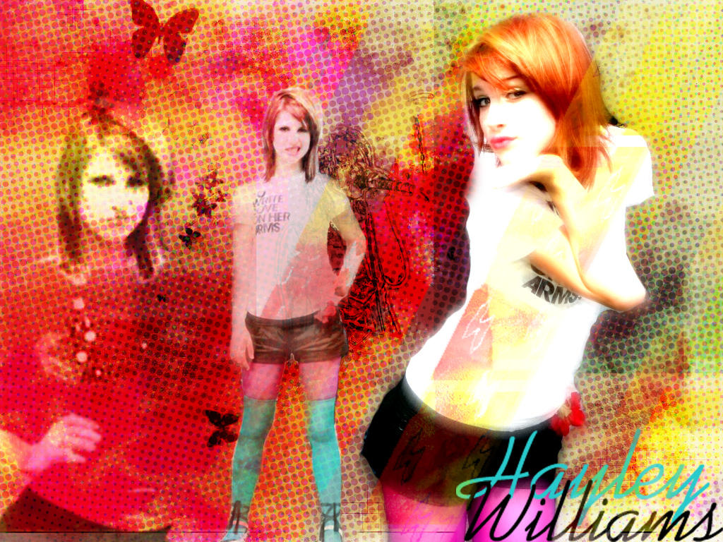 Hayley Williams by clandestinekidx33 - Hayley Williams
