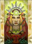 Priestess of Eleusis