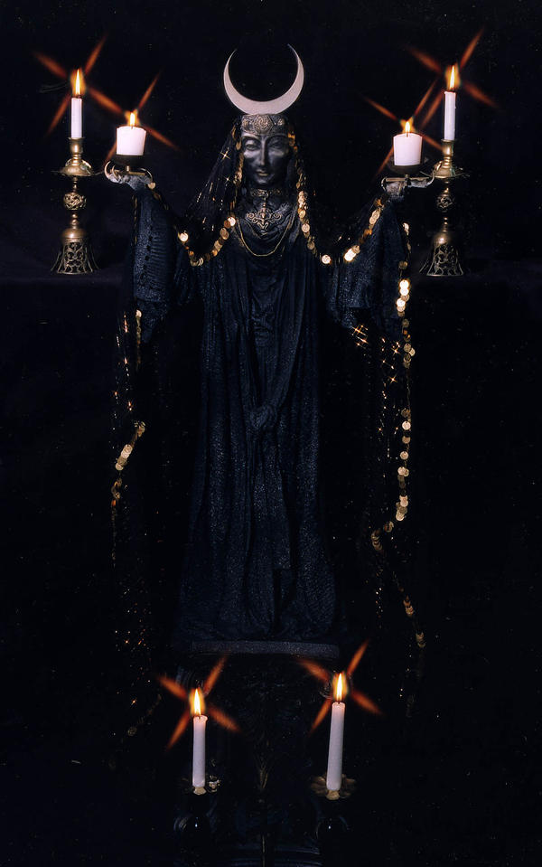 Altar of Hecate