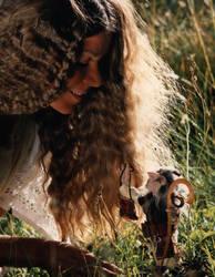 Kat and Bilbo by Zingaia