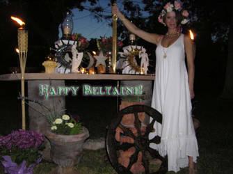 Happy Beltaine by Zingaia