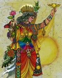 Sun Queen by Zingaia