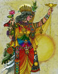 Sun Queen