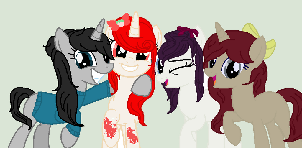 Unicorn Squad by Cookies-milk on DeviantArt