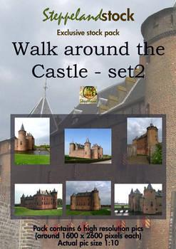 Walk around the Castle - Set 2