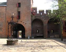 Castle Courtyard 1