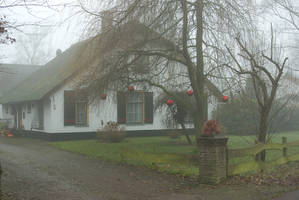 Xmas Farm House 1