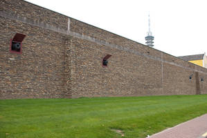Fortified wall with canons 1