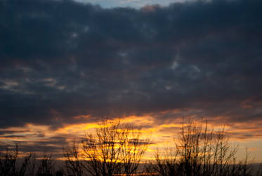 My today's sunset 0054