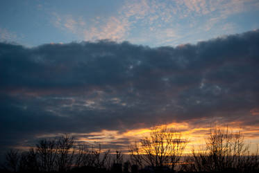My today's sunset 0055