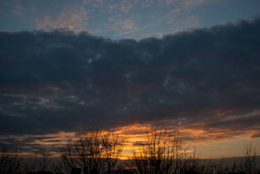 My today's sunset 0056