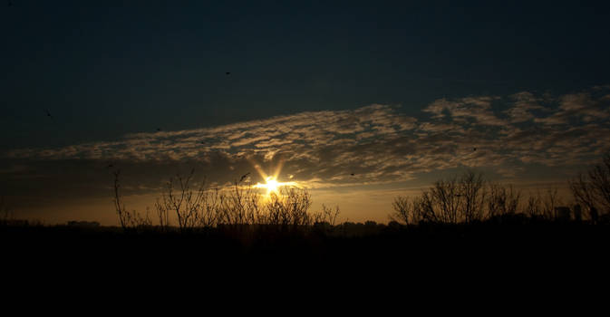 My today's sunset 0057