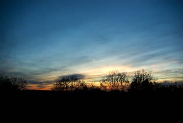 Samhain sunset 02 by steppelandstock