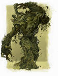 Beast from the Bog