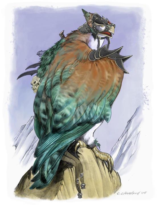 Warhawk by calebcleveland