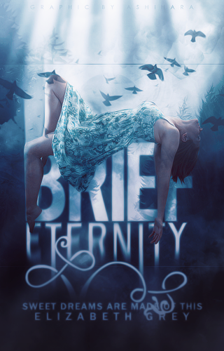 Book Cover Psd Tutorial : Cover brief eternity by ashiharanakatsu on deviantart