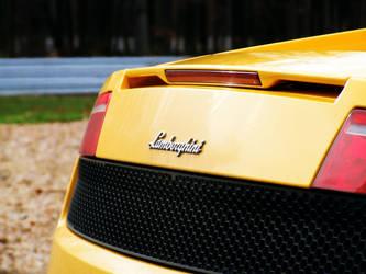 Lamborghini Gallardo rear