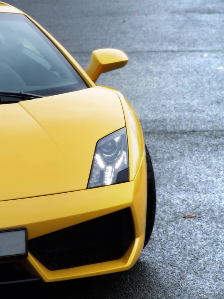 Lamborghini Gallardo front