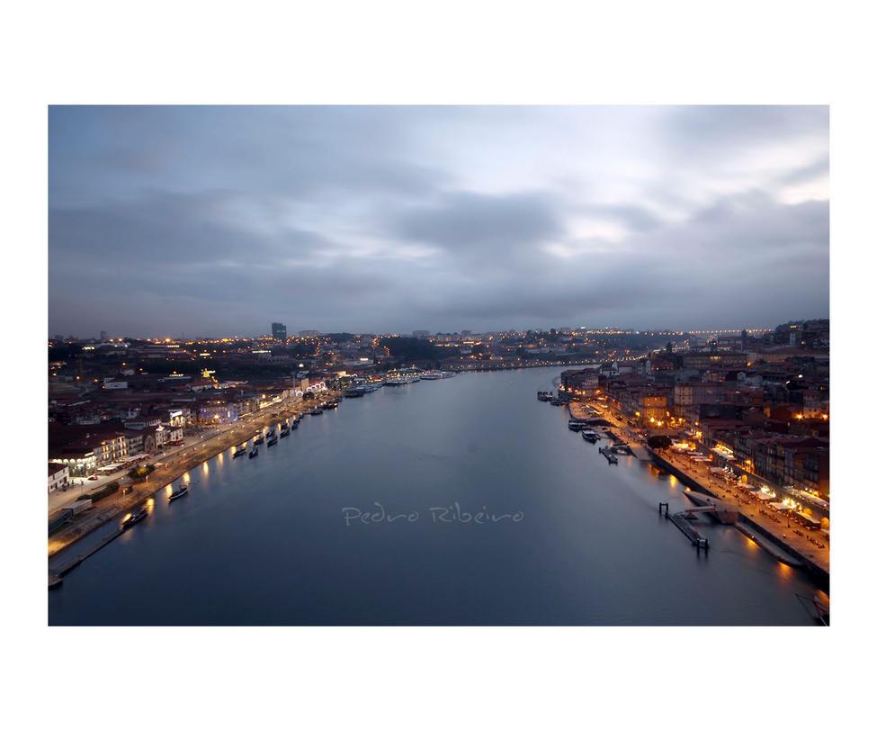 Duas Cidades,um rio. by PRibeiro