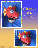 Chance the Dragon by DragonCid