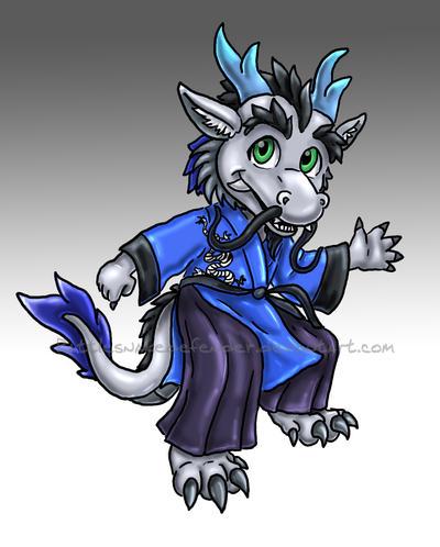 Finn Dragon Badge by DragonCid